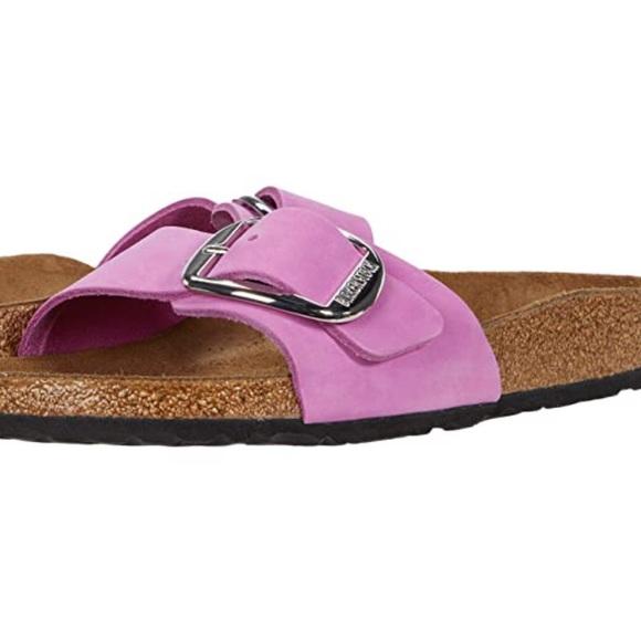 Birkenstock Madrid Big Buckle Sandal Size 39/9N